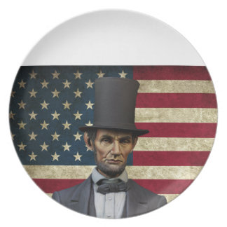 Plato presidente Lincoln