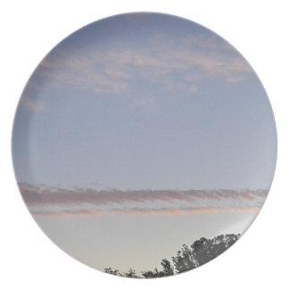 Plato Raya de la nube