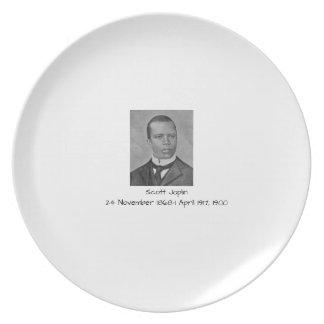 Plato Scott Joplin