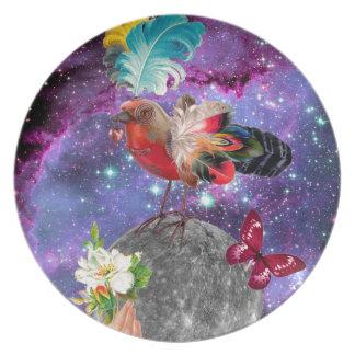 Plato Steampunk Bird