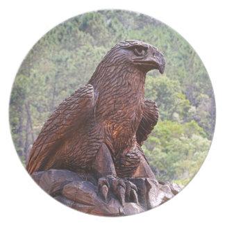 Plato Tótem que talla, Portugal 2 de Eagle