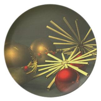 Plato Weihnachtsteller