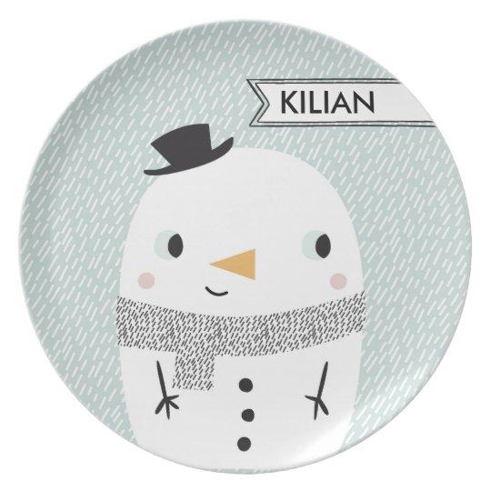 Plato Xmas baby Snow