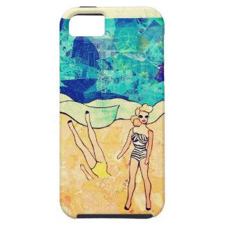 Playa Barbie iPhone 5 Case-Mate Funda