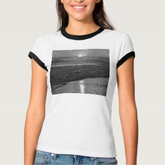 Playa de B&W Río de Janeiro Camisetas