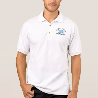 Playa de Dewey Camiseta Polo