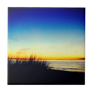 Playa de la Costa del Pacífico Azulejo