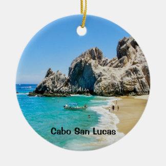 Playa de los amantes, Cabo San Lucas Adorno De Cerámica