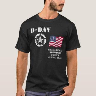 Playa de Omaha, camiseta de Normandía