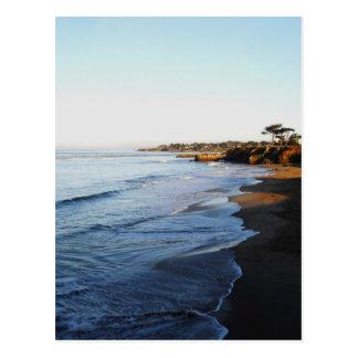 Playa de Santa Cruz Postal
