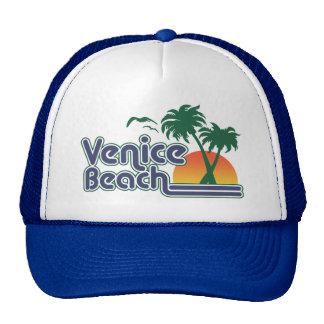Playa de Venecia Gorras De Camionero