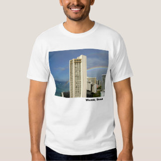 Playa de Waikiki, Hawaii Camisas