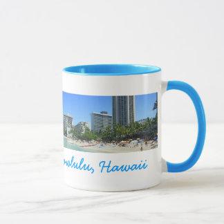 Playa de Waikiki Taza