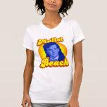 Playa del salmonete camiseta