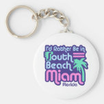 Playa del sur Miami Llaveros