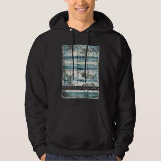 Playa del verano de Venecia de la palmera del Sudadera