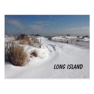 Playa en 2 grados postal