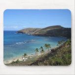 Playa hawaiana alfombrilla de raton