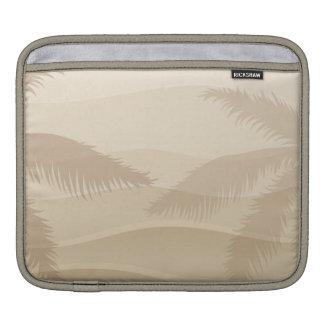 Playa tropical funda para iPads