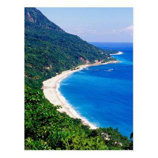 Playas, Barahona, República Dominicana, Postal