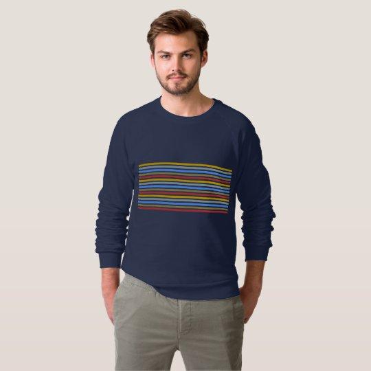 Playbow/camiseta del raglán de American Apparel de Sudadera