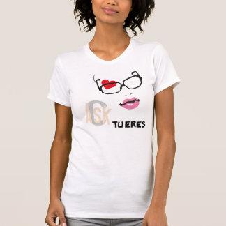 Playera AskC Mujer (Pareja) Camisetas