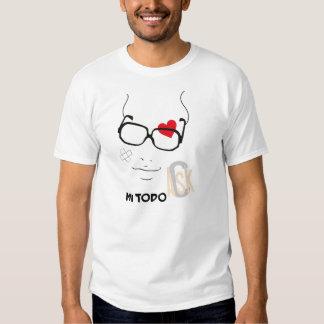 Playera Hombre AskC (Pareja) Camisetas