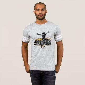 playera -Skate para hombres en Gris
