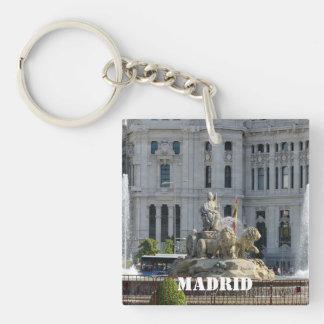 Plaza de Cibeles, llavero de Madrid