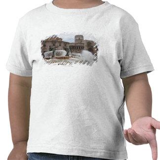 Plaza De La Virgin y Basilica De Virgen Camiseta