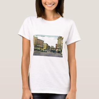 Plaza del mercado, Bangor, Maine Camiseta