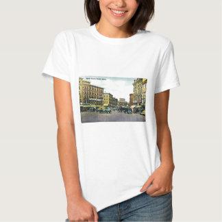 Plaza del mercado, Bangor, Maine Camisetas
