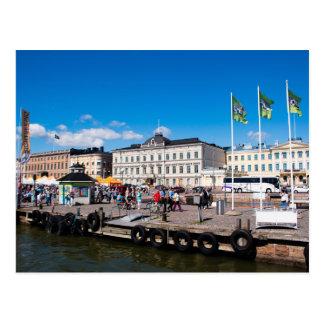 Plaza del mercado de Helsinki Postal