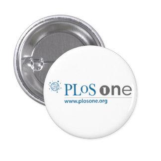 PLoS UN botón del logotipo Pin