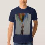 Pluma Camiseta