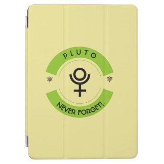 Plutón, nunca olvida cover de iPad air