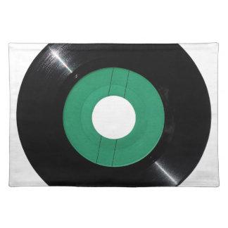 Png transparente del disco de vinilo mantel individual