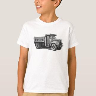 Poca camisa del camión volquete para los muchachos