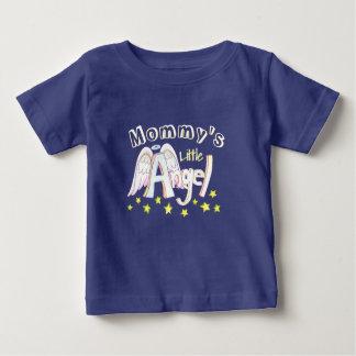 Poca camisa del niño/del bebé del ángel de la mamá