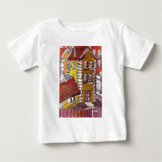 Poca casa roja camisetas