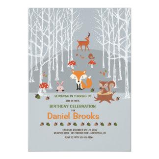Poca invitación de los amigos del bosque