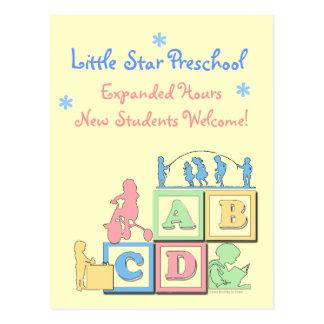 Pocas postales del preescolar de la estrella