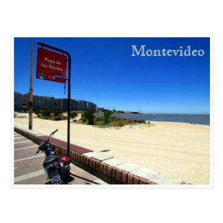pocitos Montevideo del playa Postal