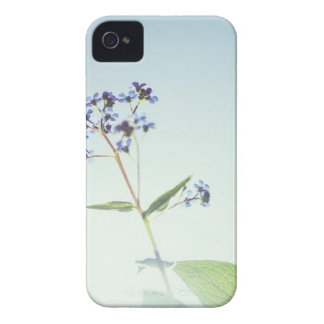 Poco azul Case-Mate iPhone 4 protector