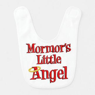 Poco babero del ángel de Mormor