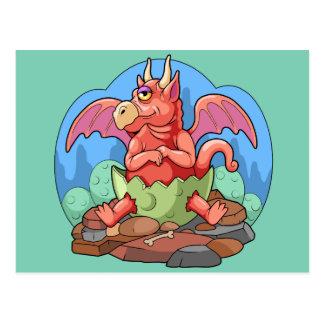 poco dragón postal