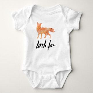 Poco Fox Onsie Body Para Bebé