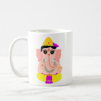 Poco Ganesha Taza De Café