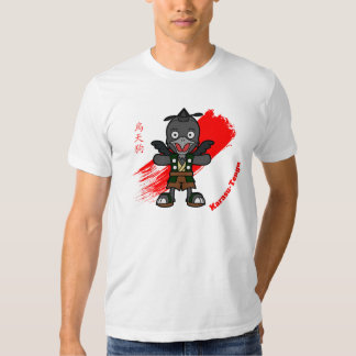 Poco Karasu-Tengu Camisetas