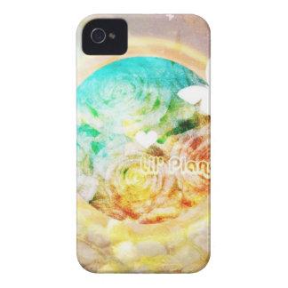 Poco mundo Case-Mate iPhone 4 cárcasa